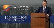 Landos Biopharma secures $60m in Series B financing round