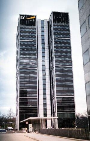 Norgine headquarters in Amsterdam
