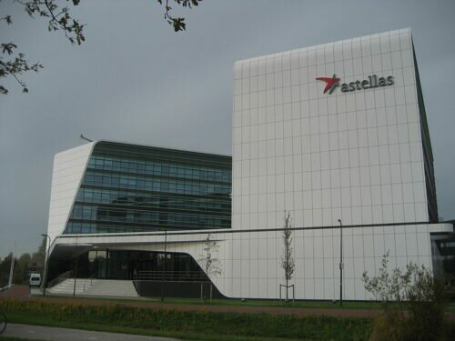 Astellas acquisition of Audentes