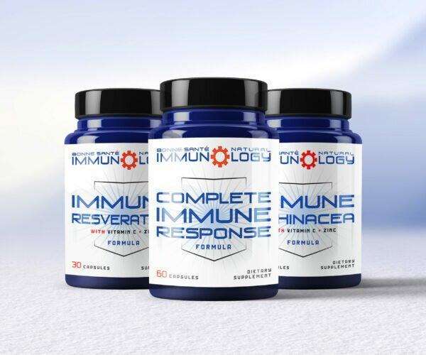 Bonne Santé Natural Immunology product range